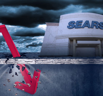 sears filing for bankruptcy
