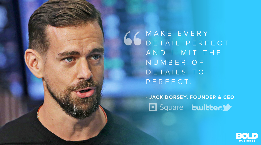 Jack Dorsey of Twitter and Square has employed bold leadership traits to impact the world.