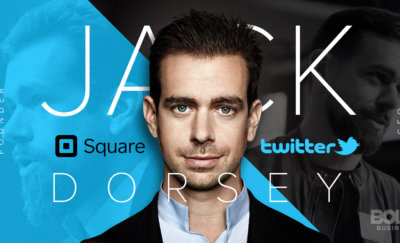 Jack Dorsey exhibited bold leadership traits early on, and they've only grown since.