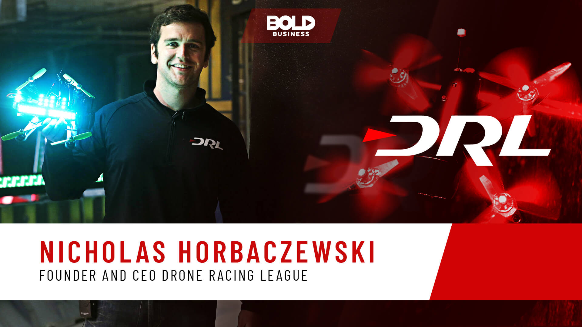 Bold Leader Spotlight Nicholas Horbaczewski Video Thumbnail
