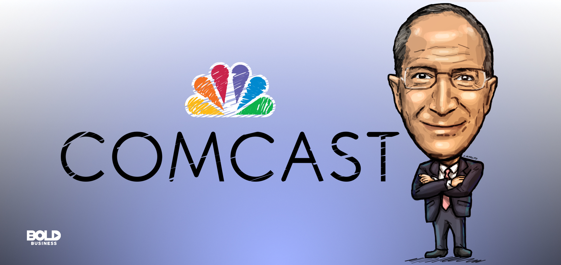 In an industry disrupted by technological advances, Brian Roberts has helped Comcast stay relevant.