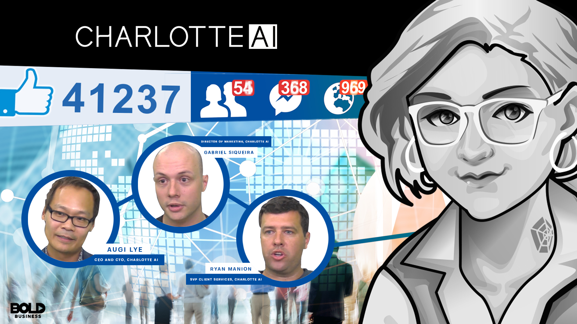 Charlotte AI is your machine bot for AI Marketing
