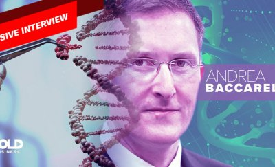 Dr. Andrea Baccarelli Feature image on Epigenetics