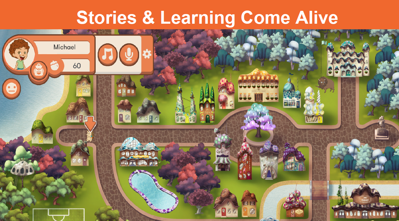 Peekapak stories and learning come alive