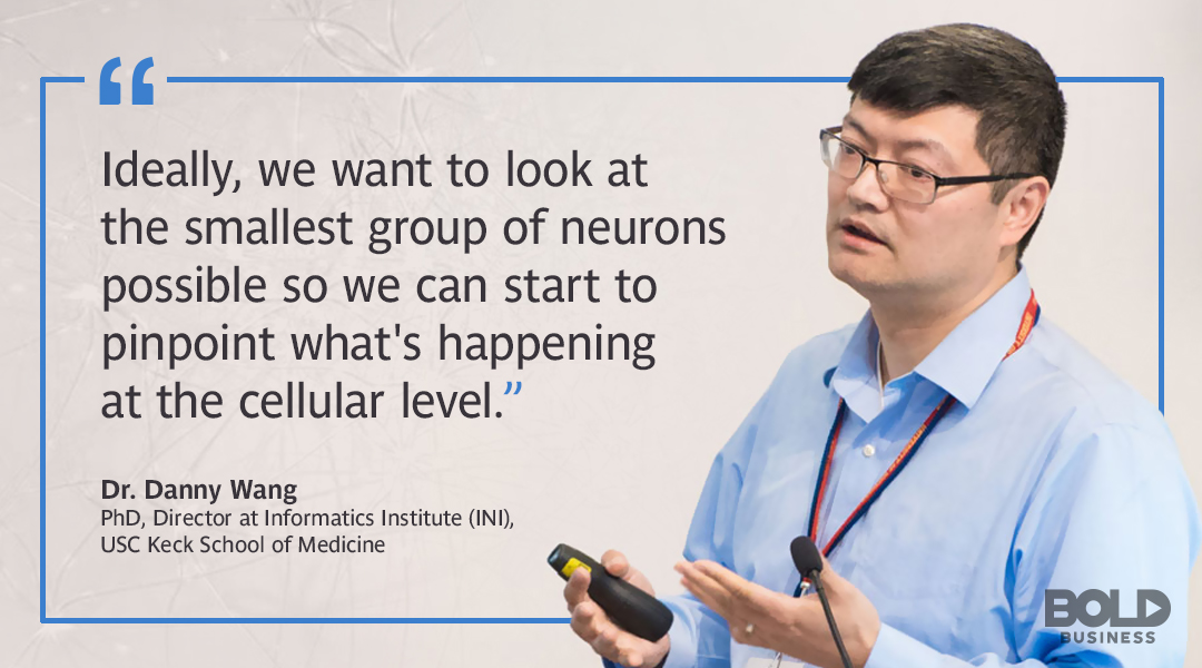 Dr. Danny Wang Being Quoted Regarding Ultra-High Field MRI