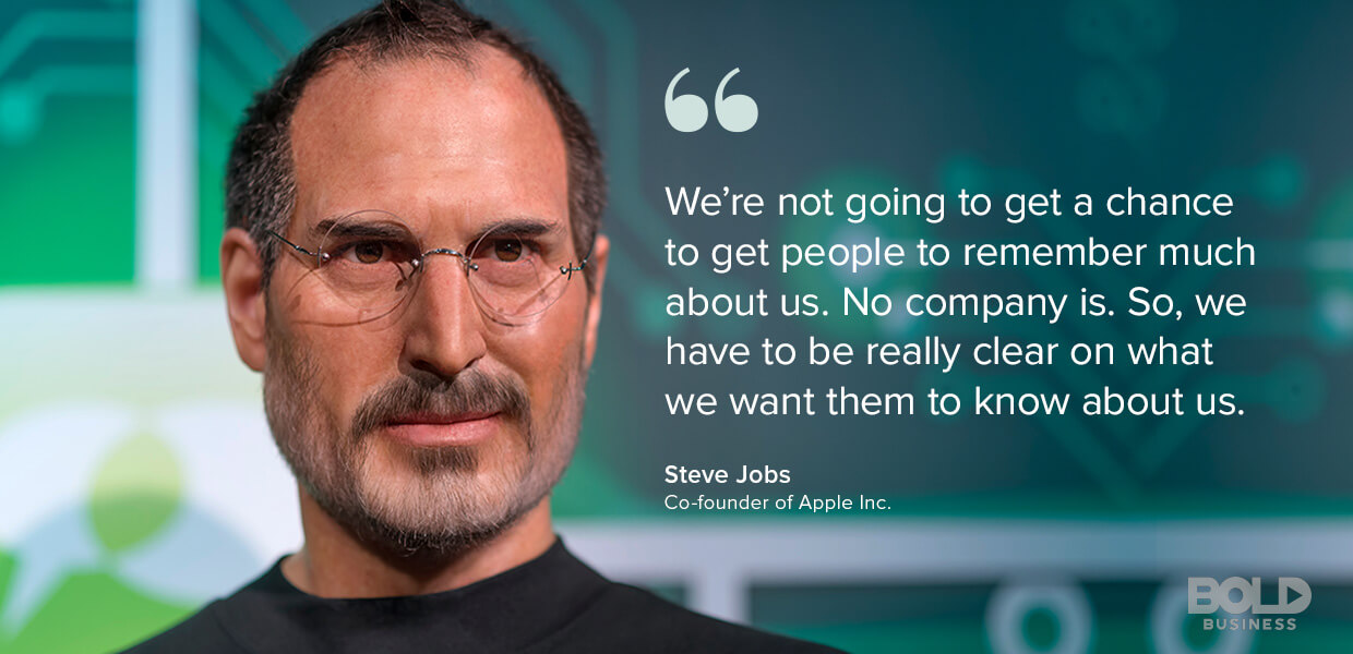 To paraphrase the late Steve Jobs, online video marketing is another opportunity to control message.