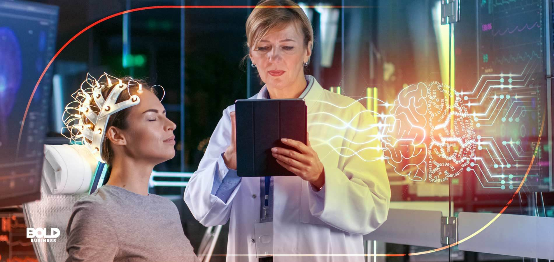 Stroke victims are benefiting from AI in neuroscience.