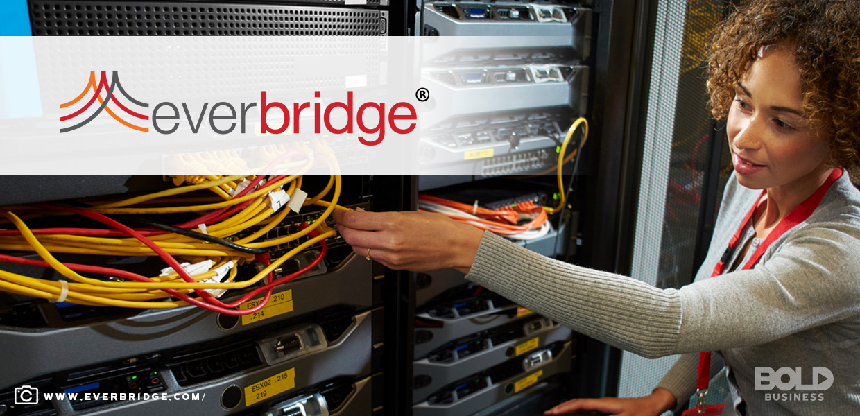 As 9/11 showed us, being able to communicate with employees in a catastrophe is key for any business. Enter: Everbridge.