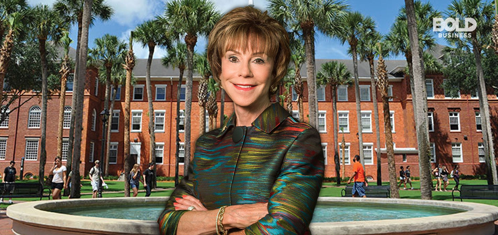 As a testament to University of South Florida president Judy Genshaft's bold leadership, USF has become a highly-regarded institution.