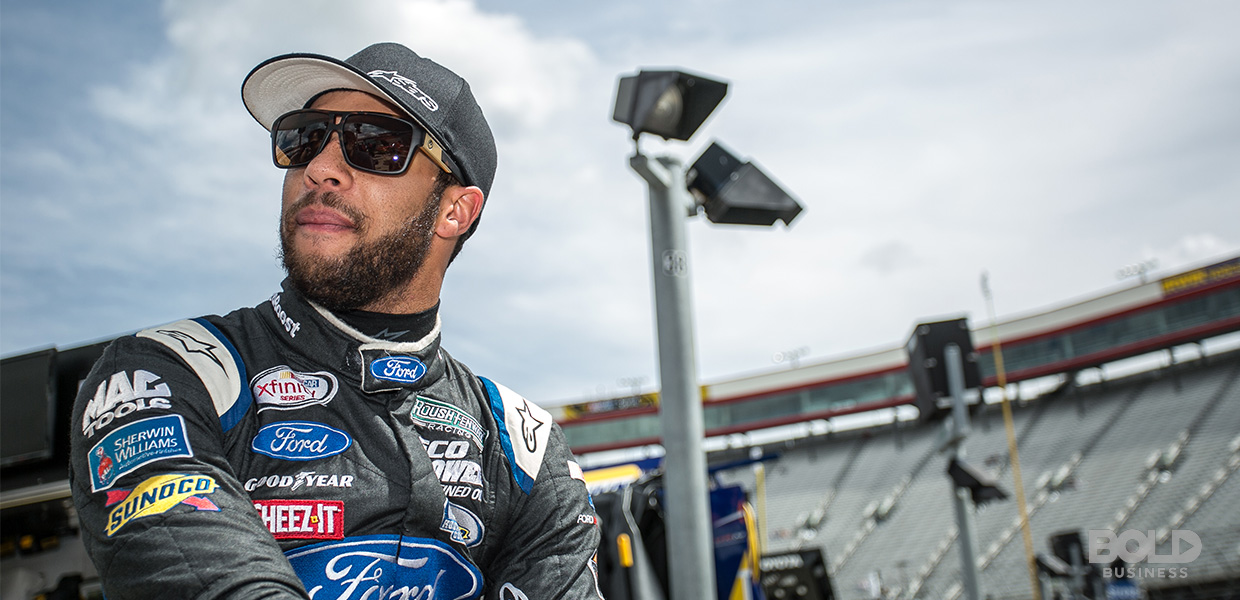 Darrell Bubba Wallace impact on diversity of sport