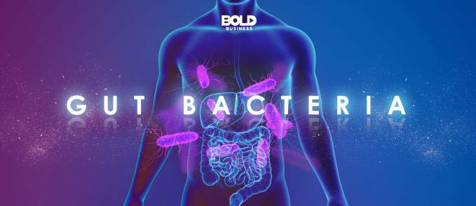 Gut bacteria and health are closely related.
