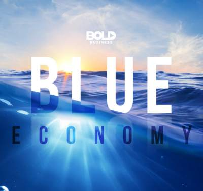When it comes to the green economy vs. the blue economy, the blue economy has a much greater impact.