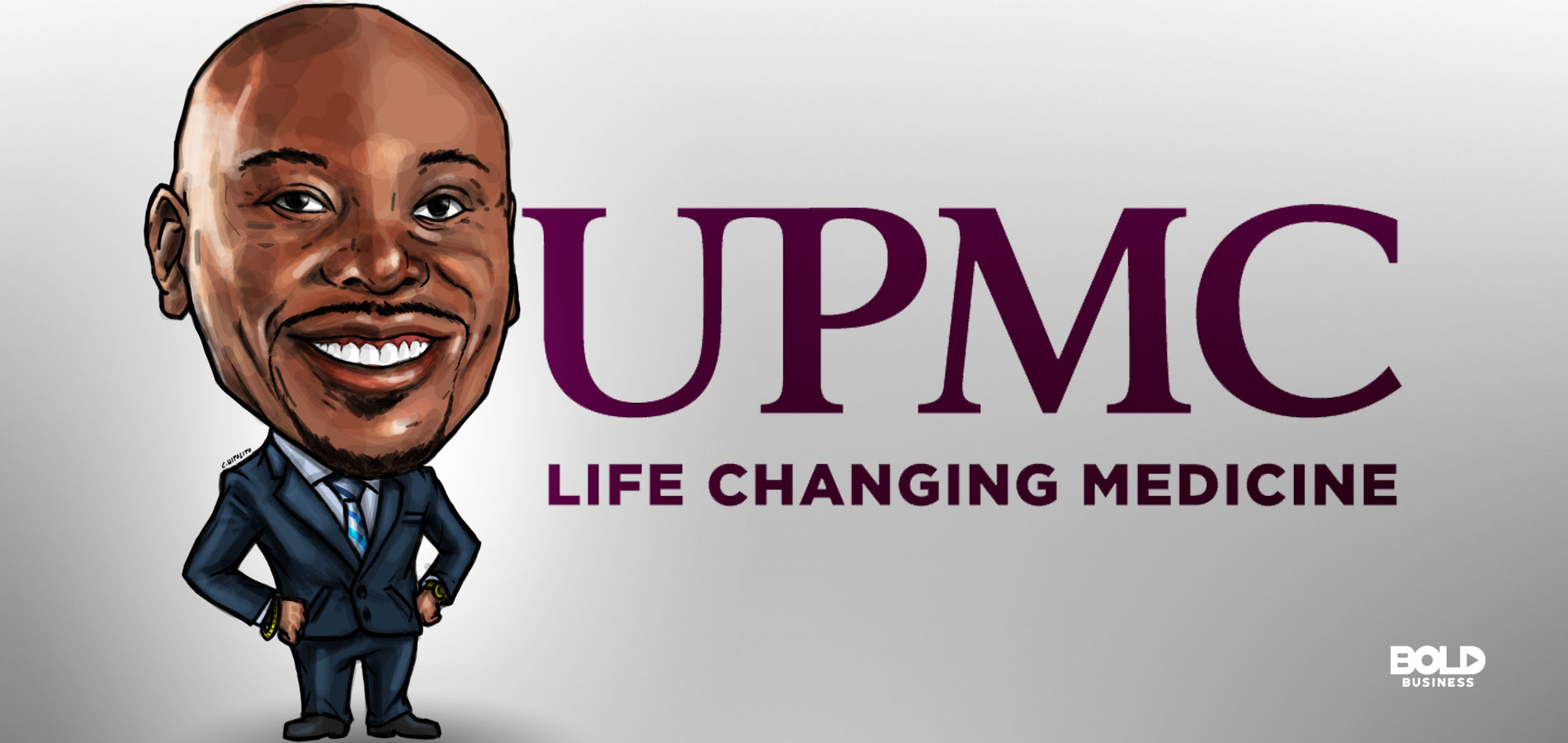 Bold Leader Spotlight James E. Taylor Chief Diversity Officer Cartoon