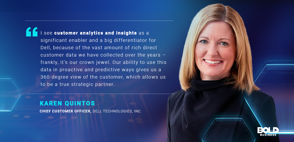Karen Quintos Chief Customer Officer Dell Technologies Quote