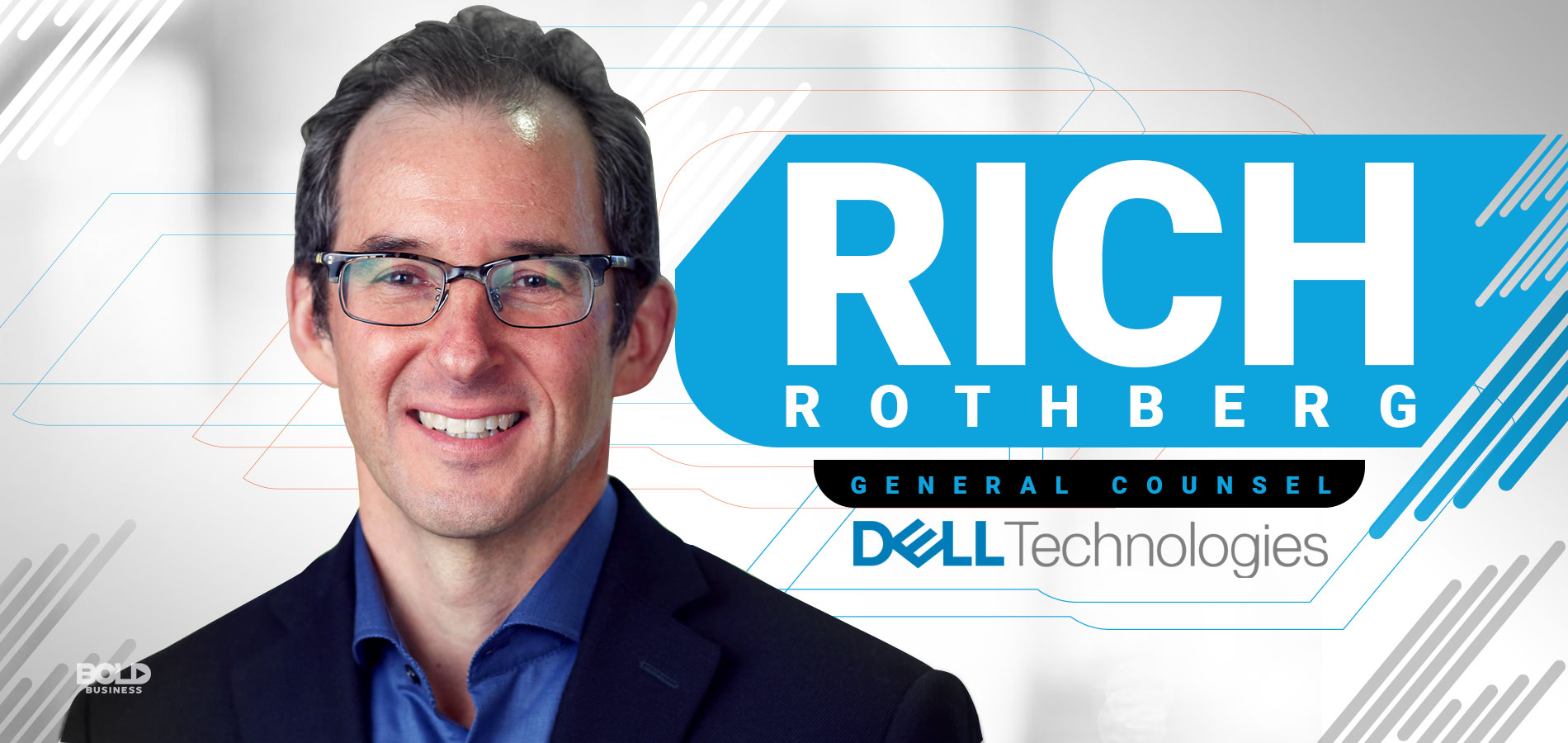 Bold leader Richard Rothberg has kept Dell on the legal straight and narrow.