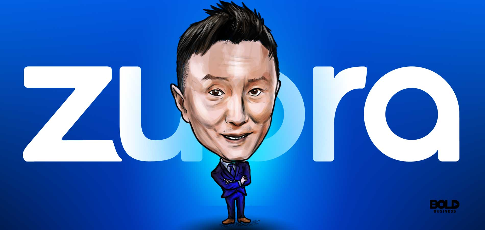 Tien Tzuo of Zuora has used his bold leadership traits to help guide businesses into subscription economics.