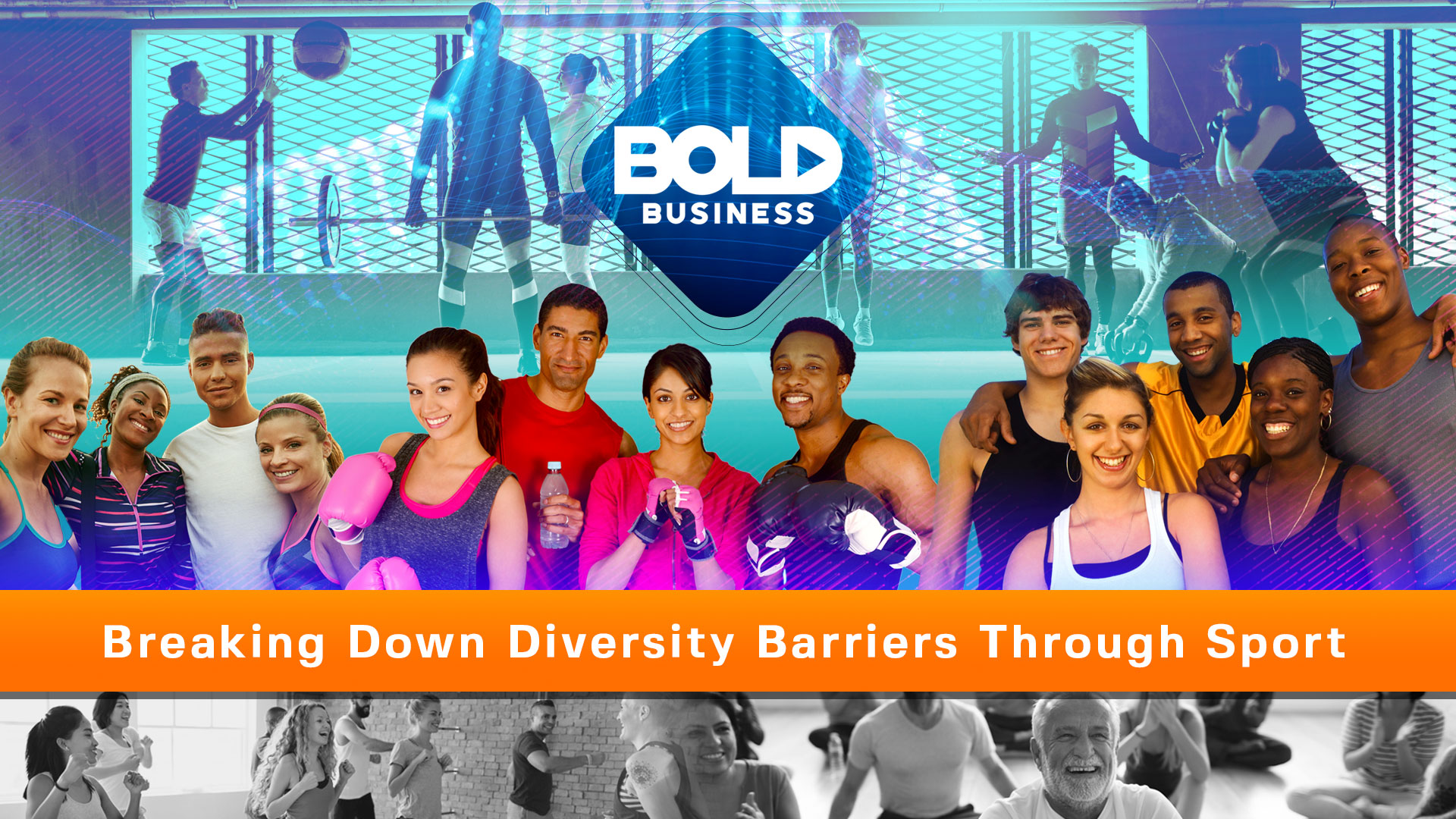breaking down diversity barriers through sports
