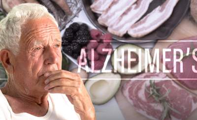 Risks of Alzheimer's Disease and How Diet Fits in the Picture