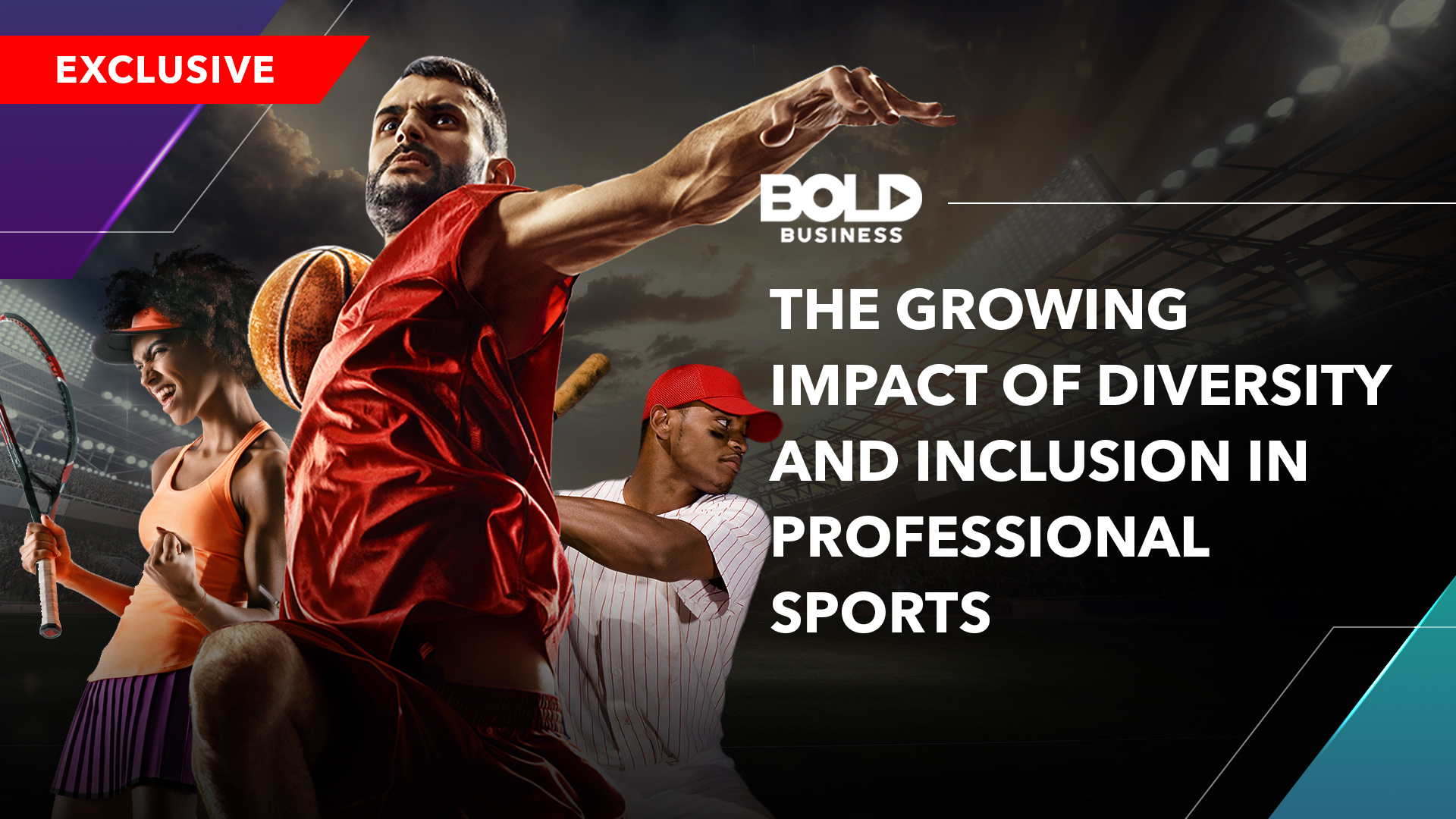 image The Growing Impact of Diversity and Inclusion in Professional Sports