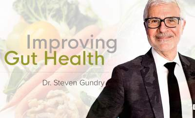 Dr. Steven Gundry is improving Gut Health