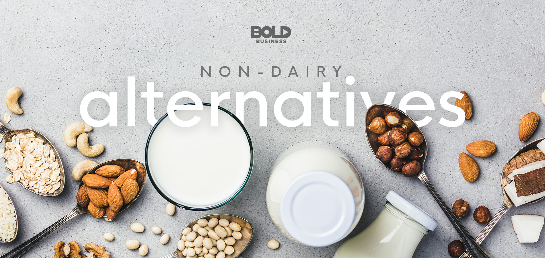 e908556cd42 a photo of different sources of non-dairy alternatives or dairy-free  alternatives,