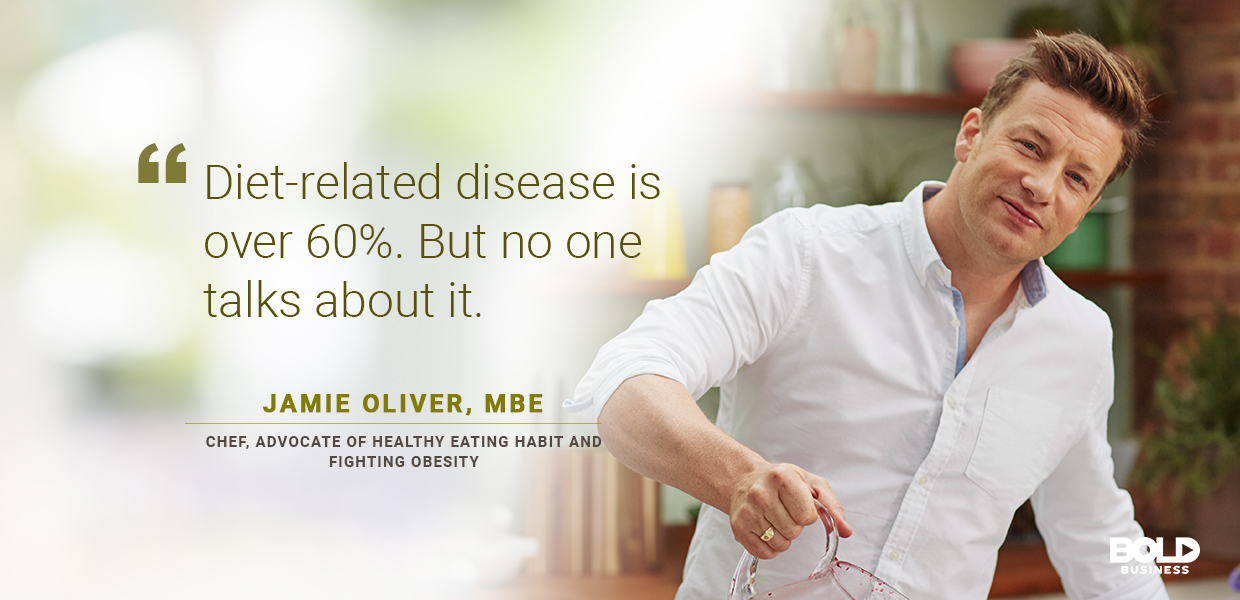 benefits of chicken meat, meat consumption and health, jamie oliver quoted