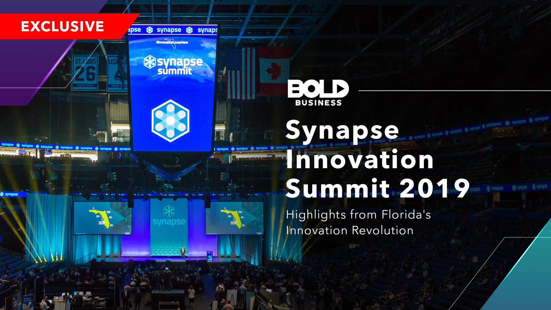 Synapse Innovation Summit 2019: Tampa Bay's Innovation Hub