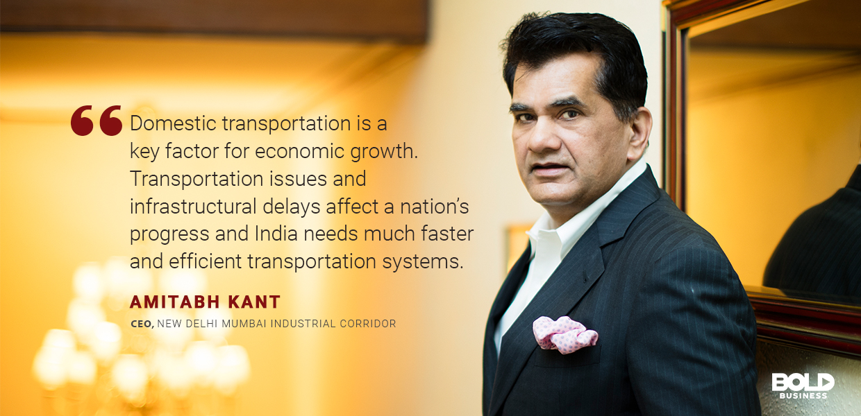 Amitabh Kant quoted