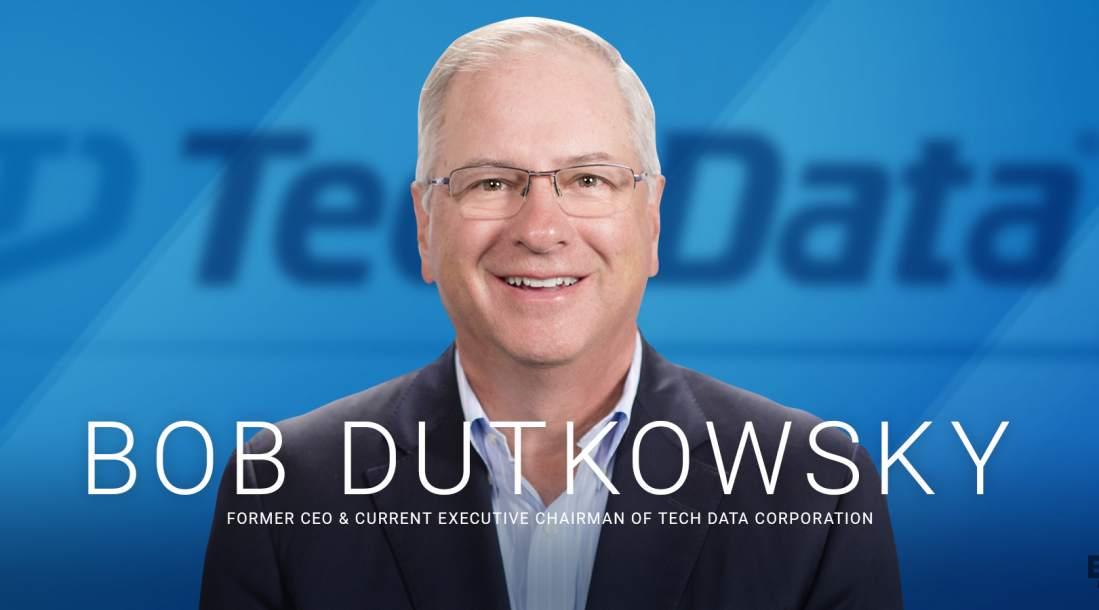 Bob Dutkowsky is a bold leader.