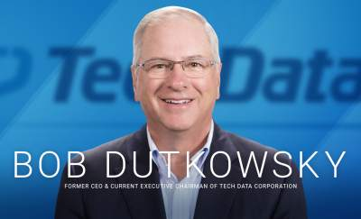 Bob Dutkowsky is a bold leader.