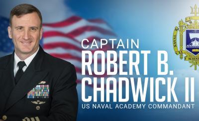 Captain Robert Chadwick