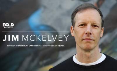 Jim McKelvey is a bold leader.