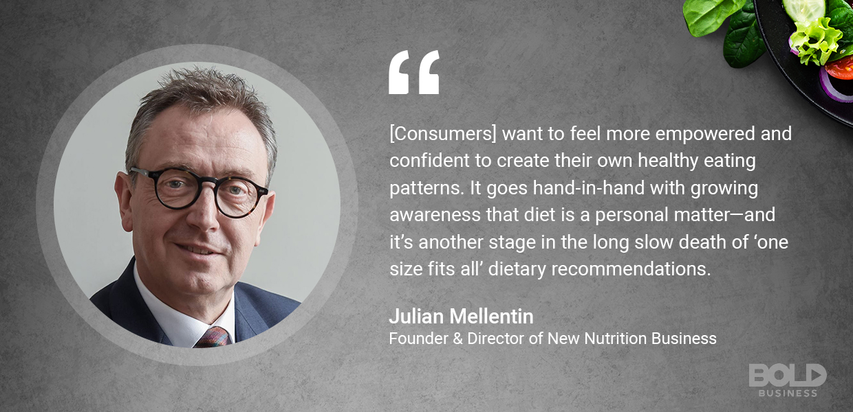 A holistic health and wellness lifestyle means greater retail opportunities for food companies with a healthy focus.