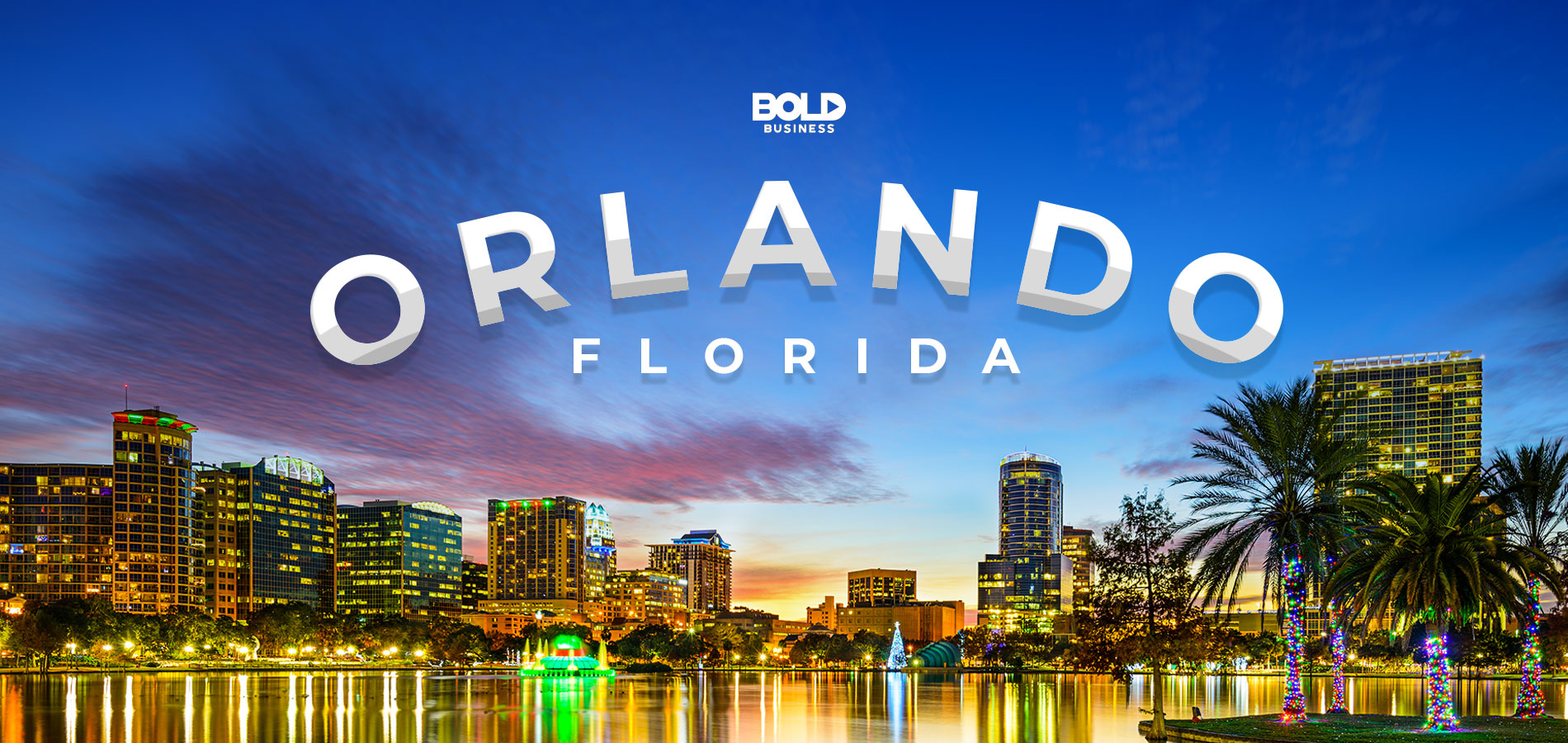 rapid urbanization, cityscape of orlando
