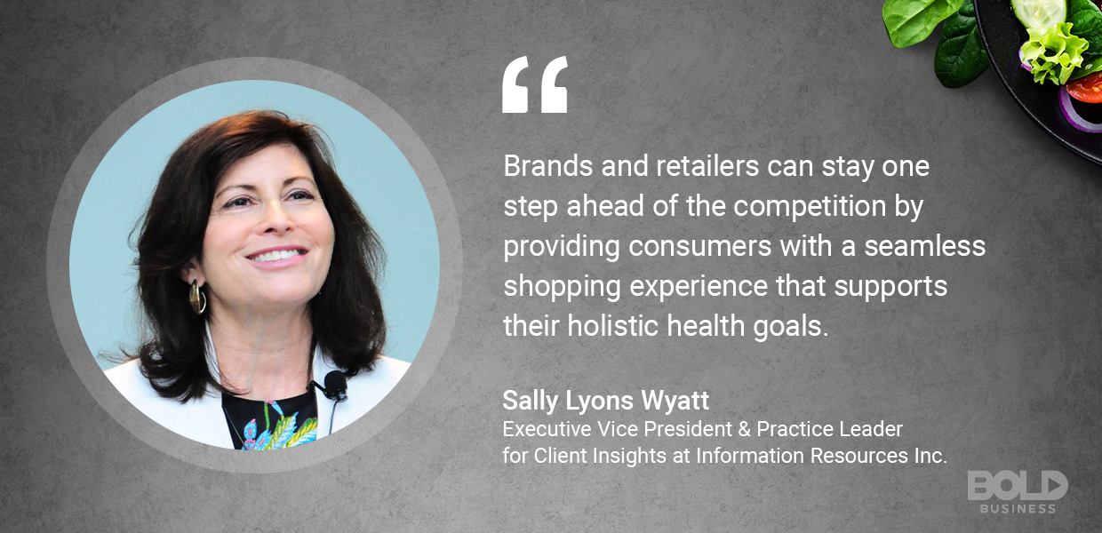 Sally Lyons Wyatt DescribesA holistic approach to health doesn't have to be a difficult shopping experience.