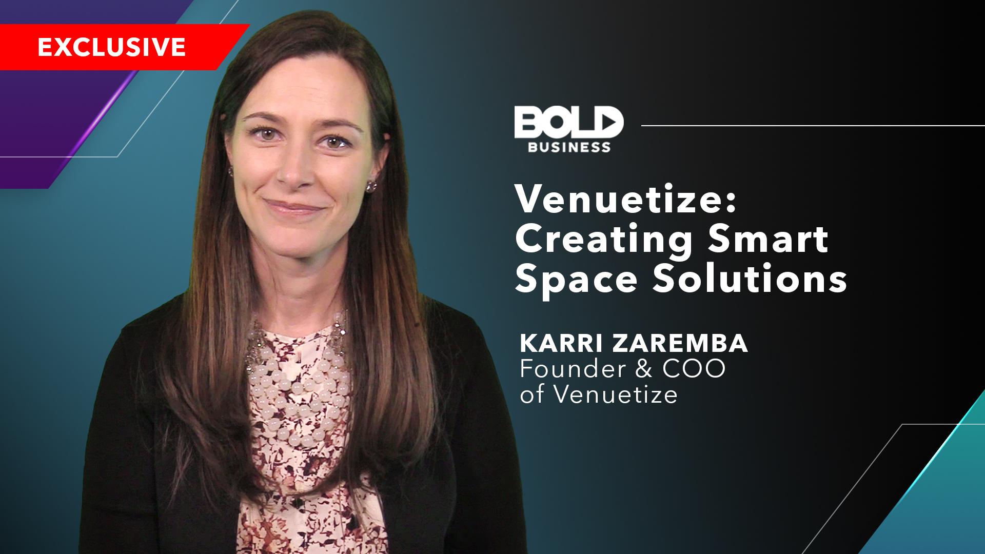 Venuetize: The Bold Business Behind Smarter Venues