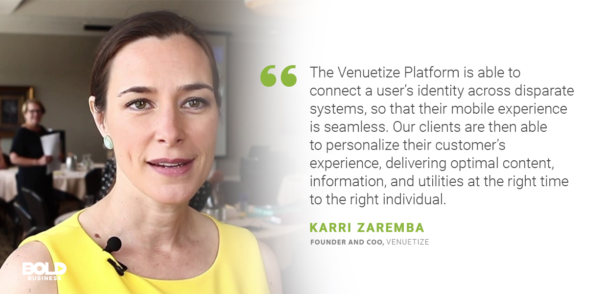 smart space solutions, Karri Zaremba quoted
