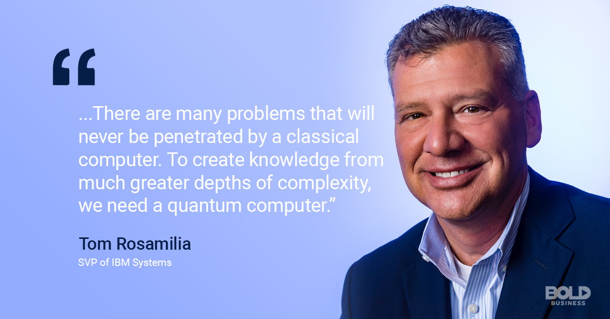 Quantum computing is revolutionizing finance.