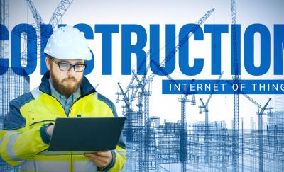 IoT in Construction — Building Better Through Connectivity