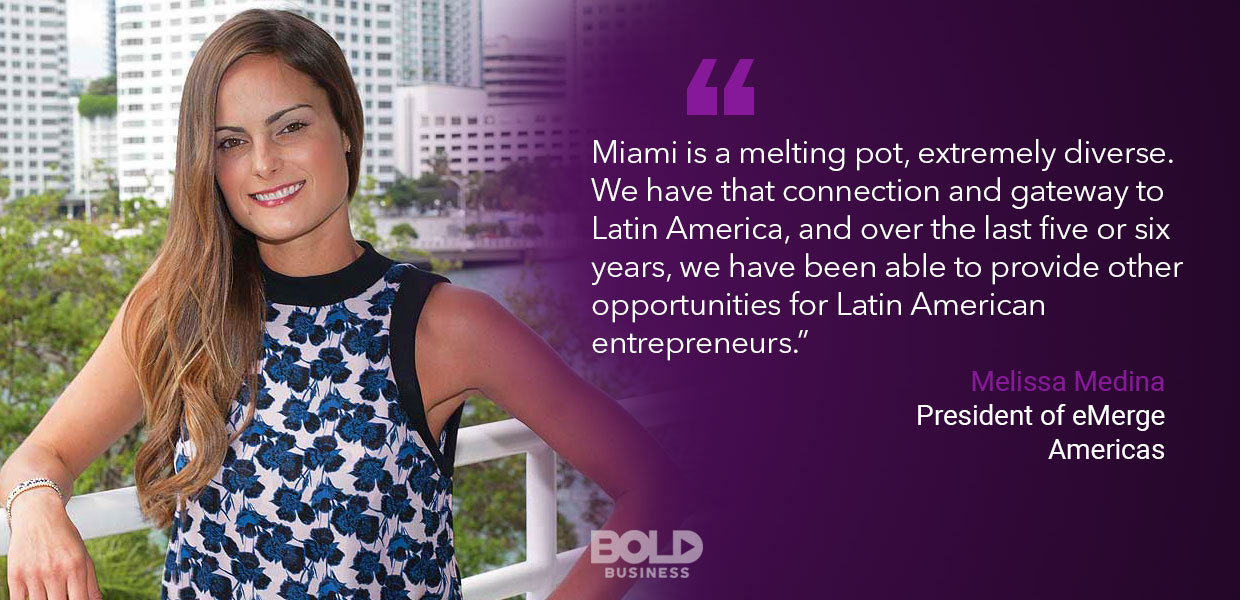 startups companies in Miami and beyond go to eMerge Americas