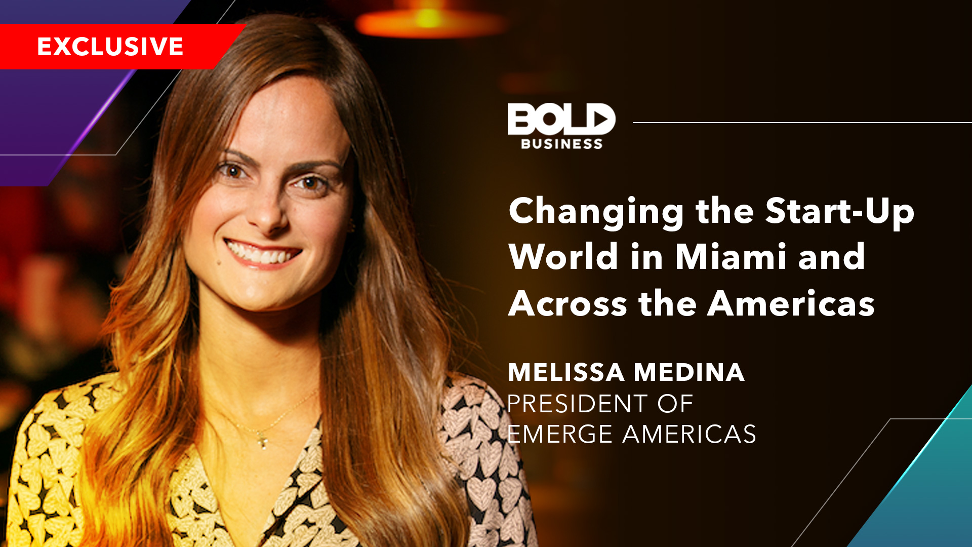 How eMerge Americas is Changing the Start-Up World