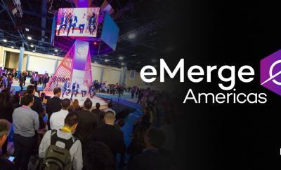 eMerge Americas is a Miami-based event