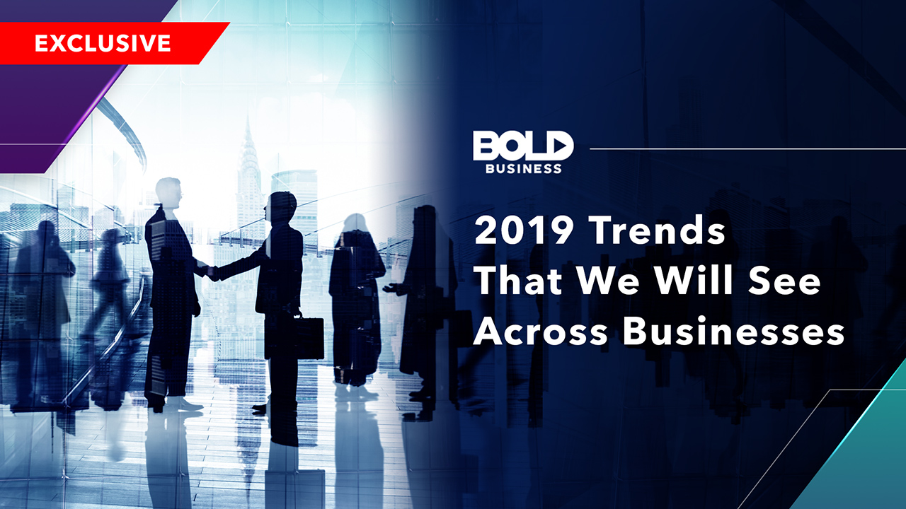 video thumbnail of 2019 trends that we will see across businesses