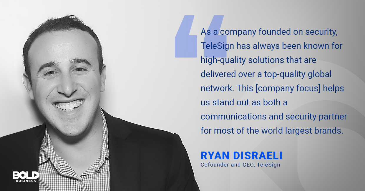 ryan disraeli works with global brands