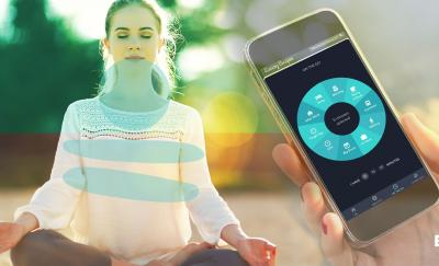 Simple Habit meditation is digital based