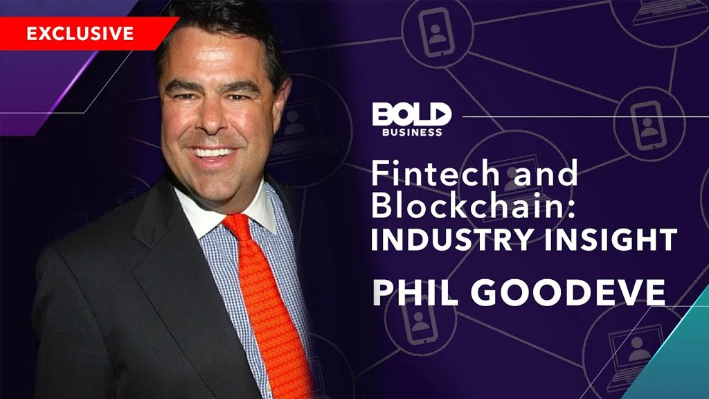 image of Phil Goodeve in relation to Industry Insight of Fintech and Blockchain