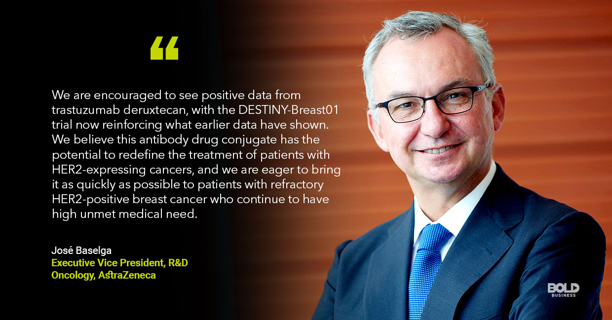 new cancer treatment, jose baselga quoted