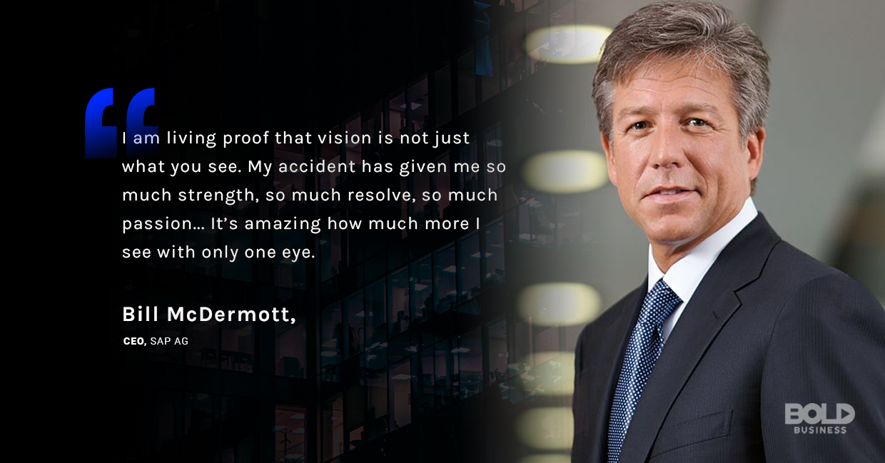 bill mcdermott quoted