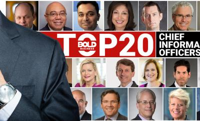 Bold Business' Top 20 CIO's