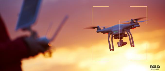 anti-drone technology is needed